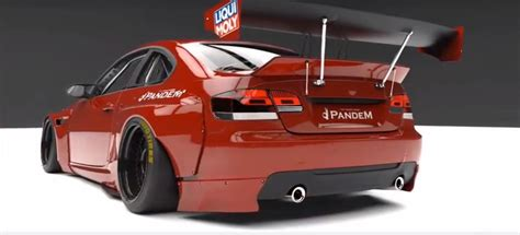 pandem widebody  bmw  namaste car