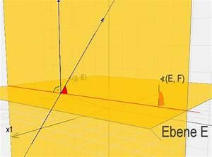 Normalenvektor Berechnen : lagebeziehungen zwischen ebenen und geraden schnittwinkel welchen winkel meinen wir eigentlich ~ Themetempest.com Abrechnung