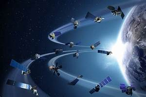NASA's Earth Science Satellite Fleet : Image of the Day