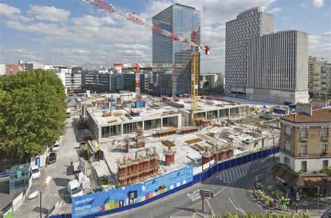le futur quartier de la mairie 224 montreuil s expose est ensemble