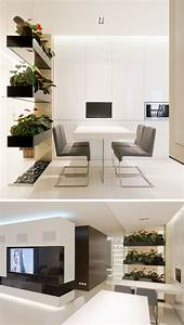 15 creative ideas for room dividers contemporist With what kind of paint to use on kitchen cabinets for o keria wall art