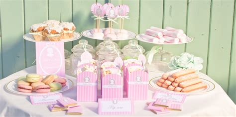 deco candy bar marie antoinette  vintage  girly