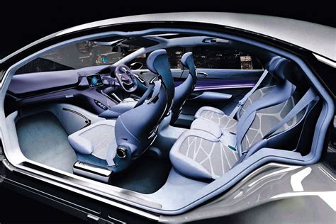Car Of The Future  Interior  Auto Express
