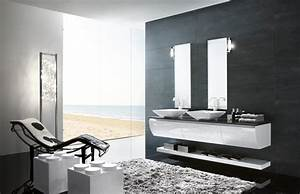 best modele salle de bain contemporaine images amazing With modele salle de bain contemporaine