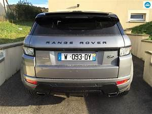 Range Rover Evoque Occasion Pas Cher : achat land rover evoque sd 4 2014 d 39 occasion pas cher 45 000 ~ Gottalentnigeria.com Avis de Voitures