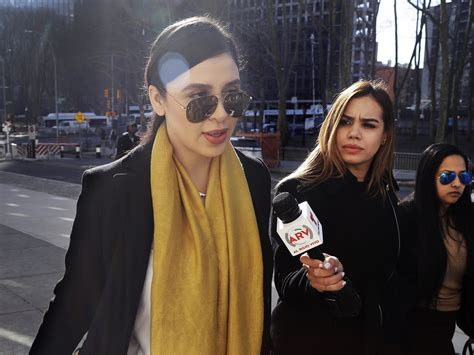 Wife Of 'El Chapo' Arrested In U.S. On Drug Charges | KGOU