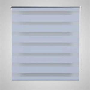 Store Enrouleur Blanc : acheter store enrouleur tamisant40 x 100 cm blanc pas cher ~ Edinachiropracticcenter.com Idées de Décoration