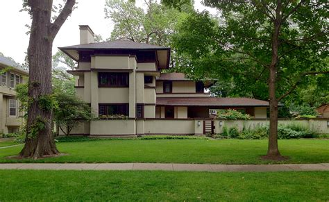 prairie home style architecture traditional classic home design of frank lloyd wright prairie style in modern