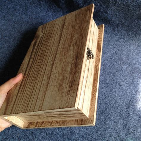 Wooden Book by Popular Wooden Book Box Buy Cheap Wooden Book Box Lots