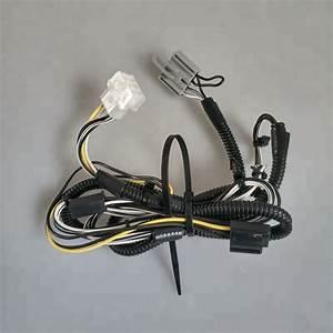 Ac Wiring Harnes To Resistor