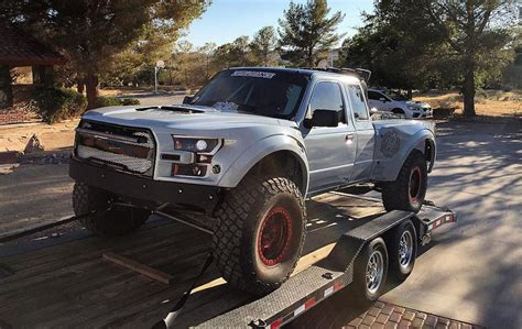 Ford Ranger Prerunner With Raptor Conversion