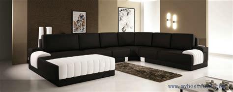 extra large modern sofa set classic black white sofas hot
