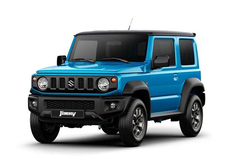 Suzuki Of by 2019 Suzuki Jimny Revealed Official Images Update