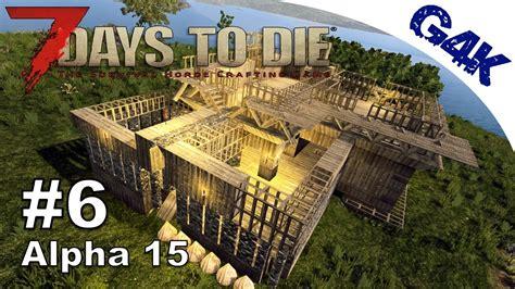 7 Days To Die Home Design : Murder Hole Design