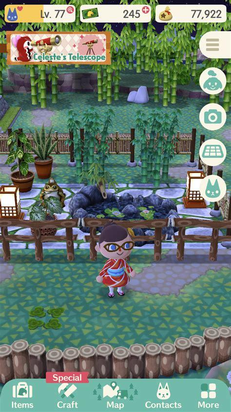 japanese garden animal crossing pc animal crossing
