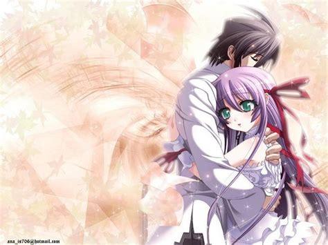 Anime Hug Wallpapers - hug wallpaper wallpapersafari