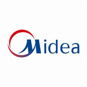 Midea Company logo Vector AI PDF Free Graphics download