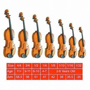 Violin Sizing Guide
