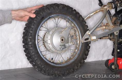 yamaha tt  motorcycle  service manual cyclepedia