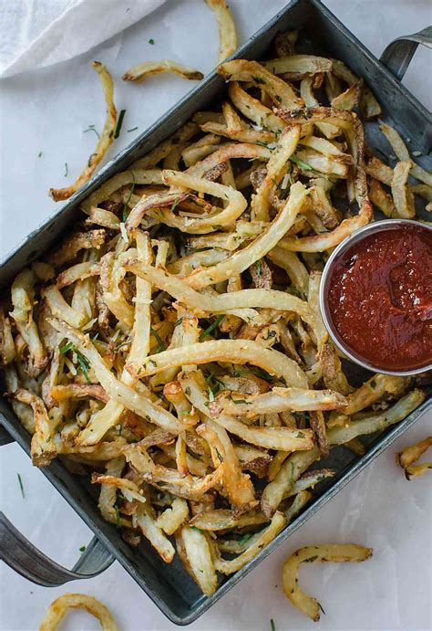 fryer air healthy fries french recipes fat low eat fried foods oil airfryer using deep fry homemade recipe them cook