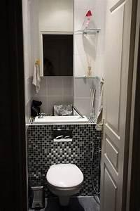 Wc Lave Main Intégré : lave main toilette driverlayer search engine ~ Dailycaller-alerts.com Idées de Décoration