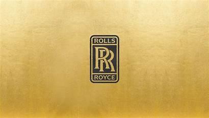 Royce Rolls Gold Wallpapers Background Desktop Screen