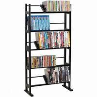 dvd storage racks Media Storage Rack in Media Storage Towers