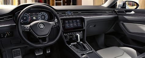 vw arteon   interior vw specs news