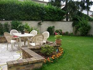 terrasse et jardin With idee amenagement exterieur maison 4 jardin zen de meditation dans une cour de banlieue