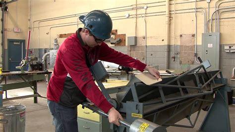 sheet metal worker sheet metal worker youtube