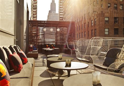 Living Room W Nyc by 7 Best Rooftop Bars In Nyc