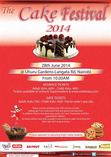 cake festival  leo tunapika