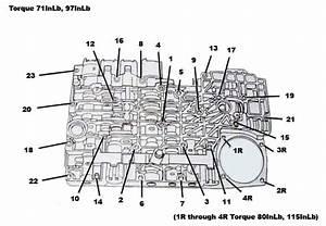 4r55e 5r55e Ranger    Explorer Transmission Problems