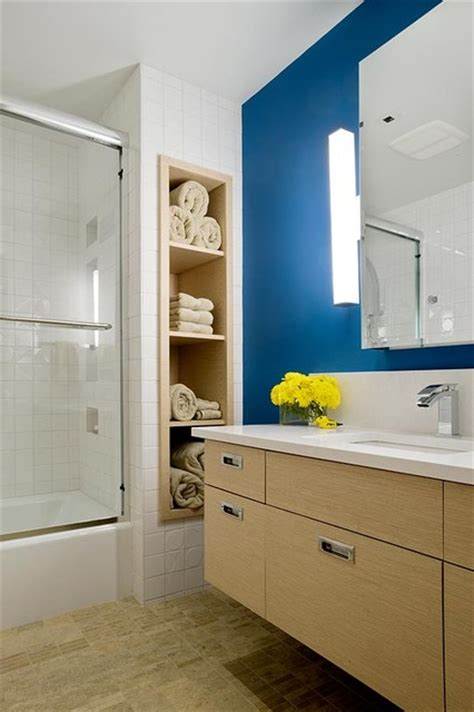 Pittsburgh  Mt Lebanon Residence  Modern Bathroom