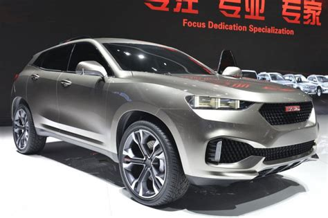 Haval Coupe Concept Unveiled Carscoza