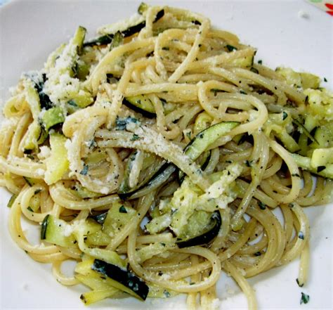 comment cuisiner courgette spaghetti spaghetti courgette et citron on a cooking spree