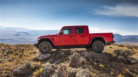 jeep gladiator review autoevolution