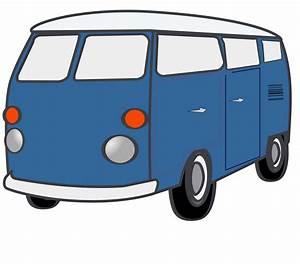Vw Bus Clipart - Cliparts.co