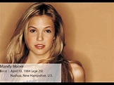 Actress Mandy Moore movies list - YouTube