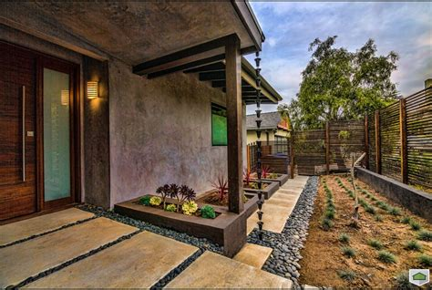 los angeles covered patio designs landscape contemporary