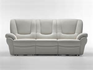canape 3 places avec 2 relax electrique ref 16466 meubles cavagna