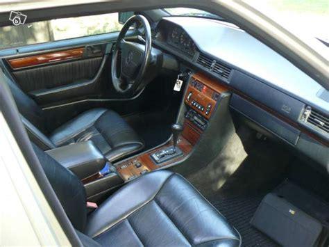 interieur cuir mercedes w124 troc echange mercedes w124 e300 t 4 matic sur troc