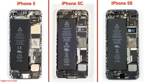 iphone  teardown reveals upgrades  design