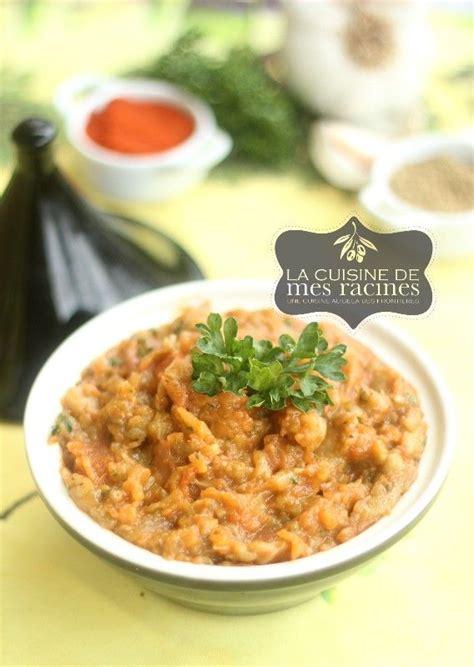 zaalouk recette marocaine cuisine orientale recette marocaine cuisine marocaine