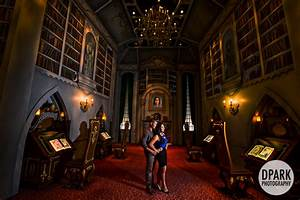 Disney Beauty and the Beast Engagement | Celebrity ...