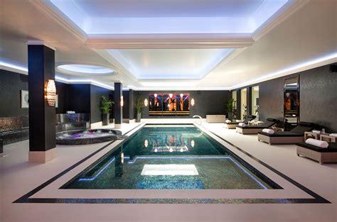 Indoor Basement Private Luxury Swimming Pools