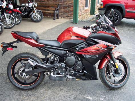 Buy 2011 Yamaha Fz6r Sportbike On 2040-motos