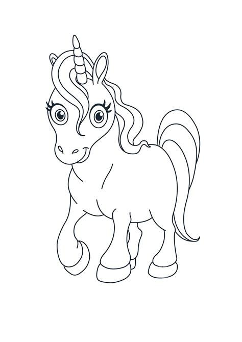 unicorno bimbi sani  belli  unicorni da colorare
