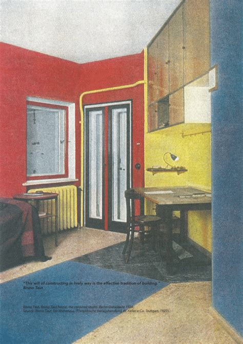 Haus Kaufen Berlin Bruno Taut by 𝗣𝗗𝗙 Architectural Practice And Theory The Of Bruno
