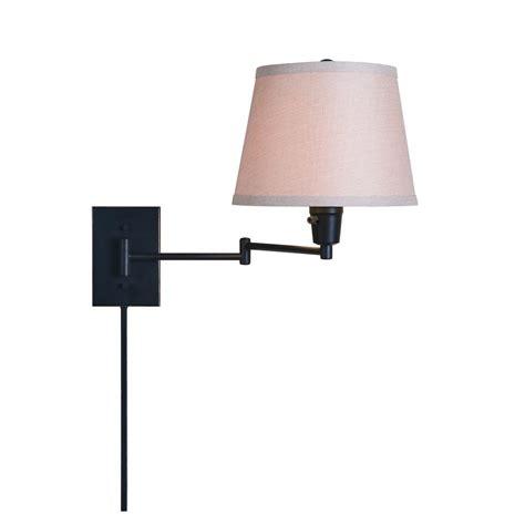 floren copper bronze swing arm wall light 32197cbz the